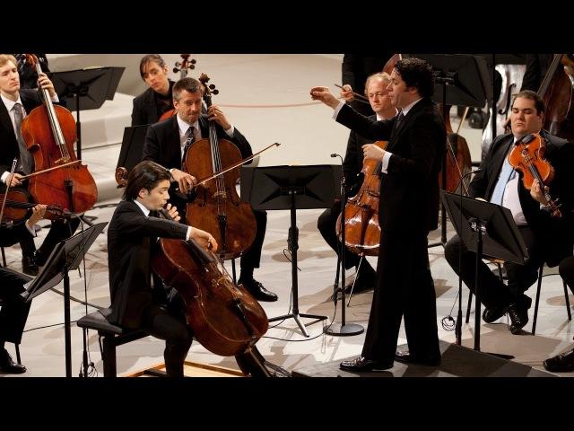 Haydn: Cello Concerto No. 1 / Capuçon · Dudamel · Berliner Philharmoniker
