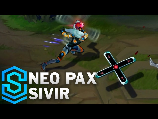 Neo PAX Sivir Skin Spotlight - League of Legends