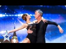Shannon and Peter are a real life love story | Auditions Week 4 | Britain's Got Talent 2016
