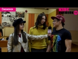 Мастер класс по  брейк танцам от B-BOY STUART из Венесуэлы - репортаж от Kids Fashion TV