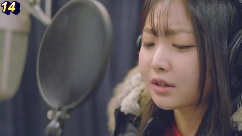 Top 100 K-Pop Song's 2017
