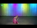 Christina Olhovskaya ☀ Belly Dance Star Minute Solo GOLD FINAL ☀ Ukraine Oryanta 19185