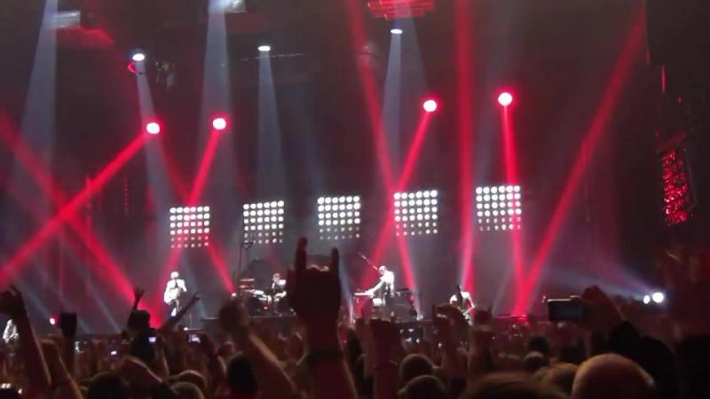 Rammstein - Live aus Moskau 10⁄11.02.2012(Multicam by Leshik)