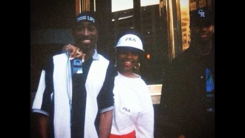 Tupac performed in Flint, Michigan at the Capitol Theatre and the Windmill Place