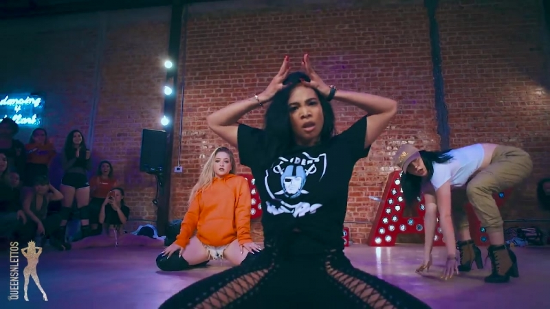 Booty (remix) _ Black Youngsta, Trey Songz _ Aliya Janell Choreography