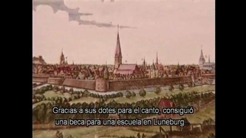 Johann Sebastian Bach - BBC doc. - 1997 Español subt. - Spanish subt.