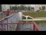 Прыжок у ТЦ «Альтаир» (Ярославль)