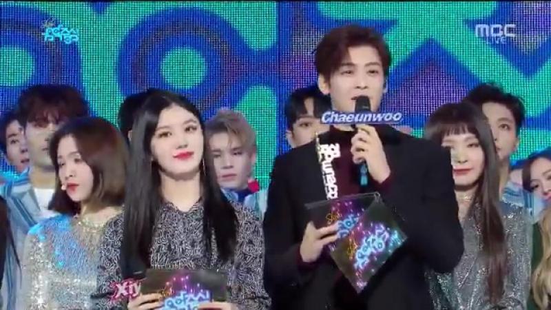 171125 Red Velvet @ Ending Music Core