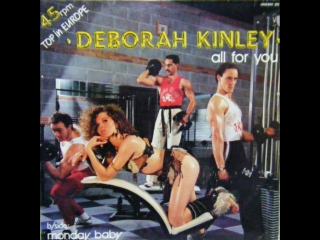 Deborah Kinley - All For You(1985)