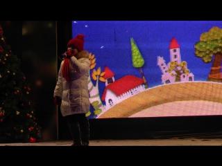 Школа Голосята на 12 Рождественской ярмарке Санкт-Петербурга 7 01 2018 Тамара Павлова