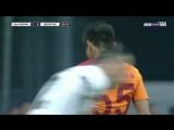 Galatasaray 2-0 Beşiktaş 29.04.18 1.Yarı