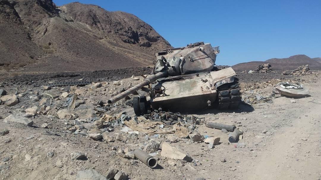 Война в Йемене. Опыт применения бронетехники