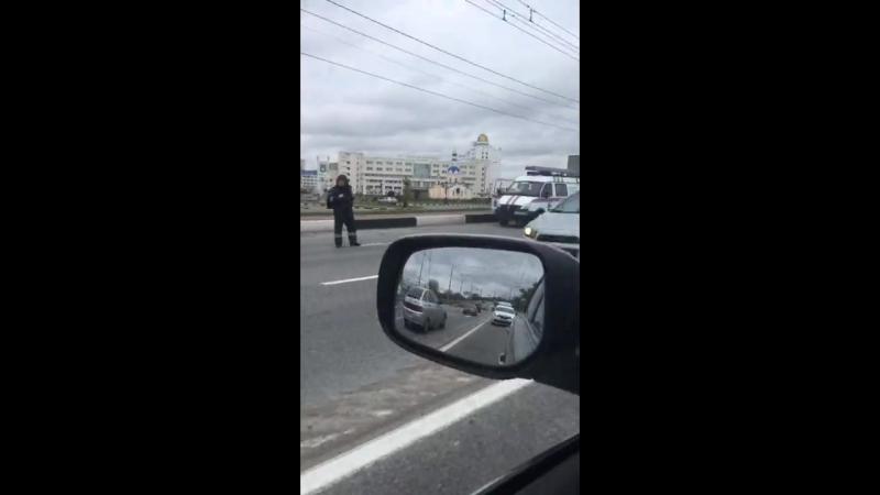 Оцепление возле УСК Хоркиной - 29 октября 2017г.