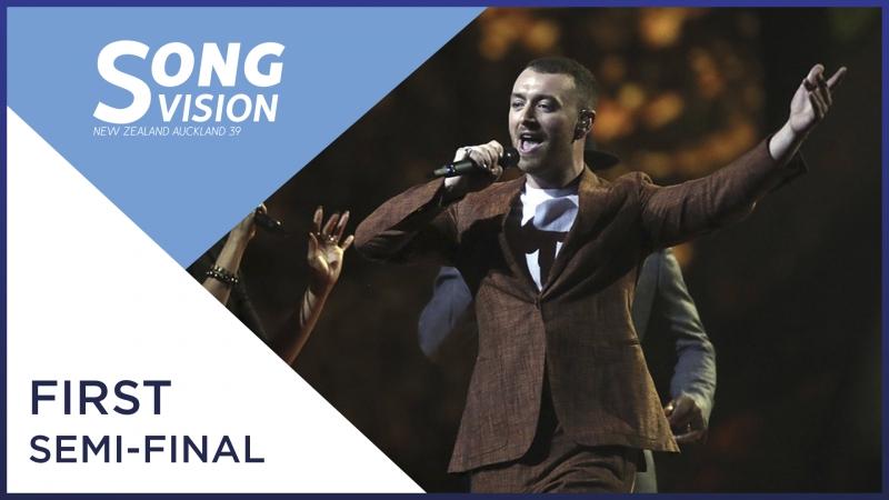 SongVision 39 - Semi-Final 1 (Official Recap)