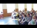 MVI_5692в школе № 109 концертная программа Аты-Баты, шли солдаты оркестра Лад