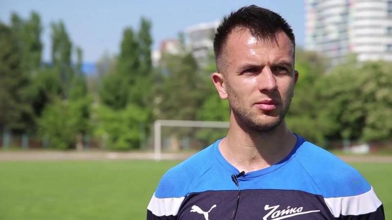 Видеопревью «Кубань-2» – «Чайка»