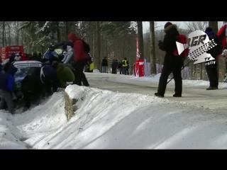 Польские поклонники ралли помогли своим
