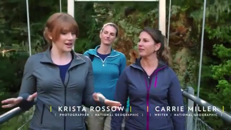 National Geographic 9 Great Walks of New Zealand with Bryce Dallas Howard