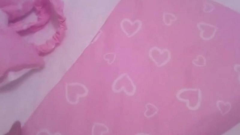Конверт-одеялкоБант(подушечка и наволочка)