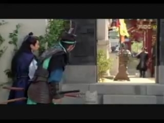 Знакомство Би Дама и Чун Чу