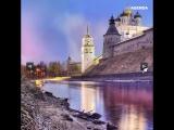 Псков. Путешествия по России