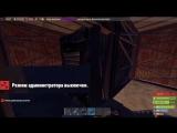 Jackson Channel (Джексон) спалился с админкой (читами) на сервере Ultimate Rust!
