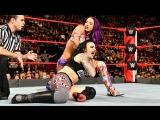 SB_Group| Full match: Sasha Banks vs. Ruby Riott (w/ Liv Morgan & Sarah Logan)