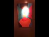 Арбат отель, выставка живописи Ильи Фролова