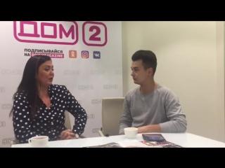 Ирина Донцова о знакомстве Майи с отцом