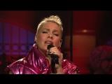 P!nk - Beautiful Trauma (Saturday Night Live 2017)
