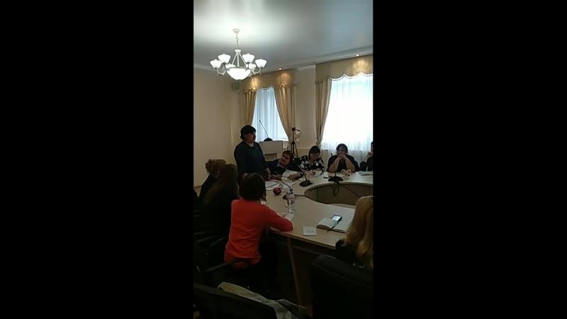 Семинар для ангелов-подорожников в Институте развития образования Башкортостана