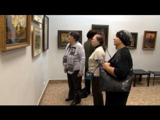 2018-01-24 - Школа акварели Сергея Андрияки. Художественная галерея (Лобня)