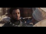 Новый промо ролик Черной Пантеры
