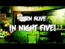 FIVE NIGHTS AT FREDDYS 3 SONG (Its Time To Die) - DAGames