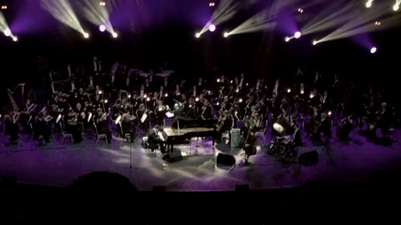 Денис Мацуев - Rhapsody in Blue (Дж. Гершвин ) 13/01/2018