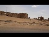 Старый город в пустыне. Ловушки-ловушки повсюду. Путешествуя на восток в Дейр-эз-Зор, Ресафе, известный как Сергиеполис в римски