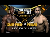 UFC Fight Night Ovince Saint Preux vs Rafael Feijao