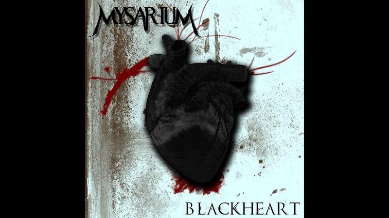 Mysarium - Blackheart (Full Album) Heavy Metal, Progressive Metal