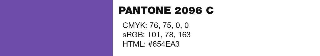 PANTONE 2096 C