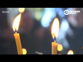 Сергей и Наталия Агарковы потеряли в пожаре своих детей и их бабушку - в Кемерове сегодня проходят похороны 13 человек httpst.co