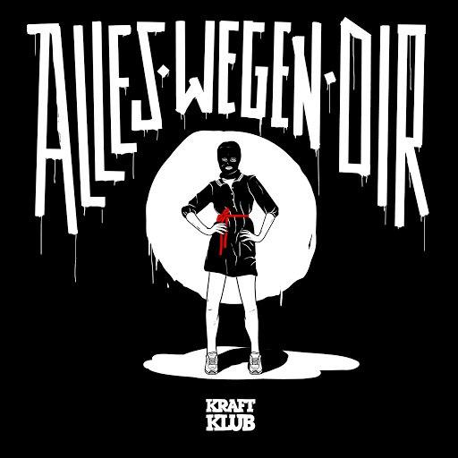 Kraftklub альбом Alles wegen Dir (Live)