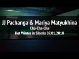 ChaCha, JJ Pachanga &amp Mariya Matyukhina