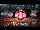 New Orleans Pelicans vs Portland Trail Blazers | 17.04.2018 | NBA Playoffs 2018 | West |1st Round|Game 2|Виасат|Viasat Sport HD