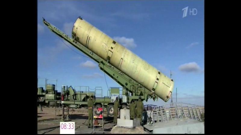 Новая Российская ракета системы ПРО и скоро будет С 500.