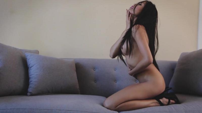 17- Видео Asian Model DK - Davon Kim голая знойная азиаточка [ упругие сиськи попа жопа попка бритая киска не порно азиатка япон
