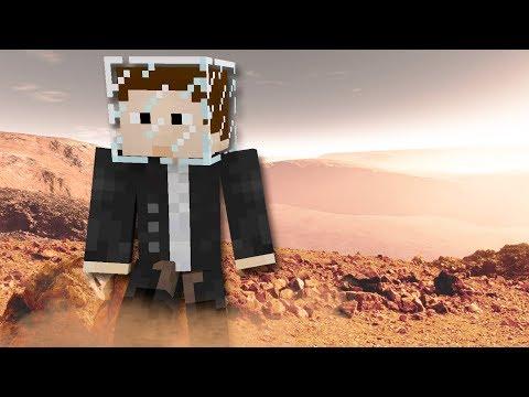 ОСТАЛСЯ ОДИН - ЖИЗНЬ НА МАРСЕ 1 [Марсианин в Minecraft]