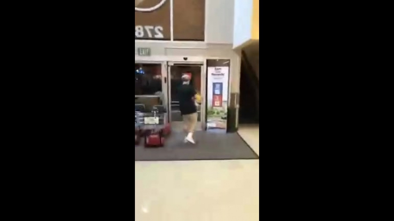 Смелый вор неудачник (VIDEO ВАРЕНЬЕ)