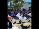 Ζητώ η Ελλάδα! The Greek National Guards march in Tarpon Springs Greek Independence Parade.
