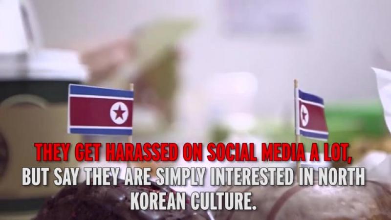 Des japonaises ont monté un Fan Club de la Corée du Nord Sengun Joshi.