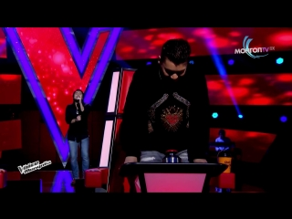 Munkh-Erdene.B - Here Without You - Blind Audition - The Voice of Mongolia 2018